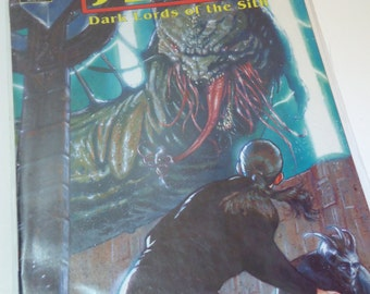 Star Wars Tales of the Jedi Dark Lords of the Sith 4 of 6 Comic Book by Dark Horse Comics 1994