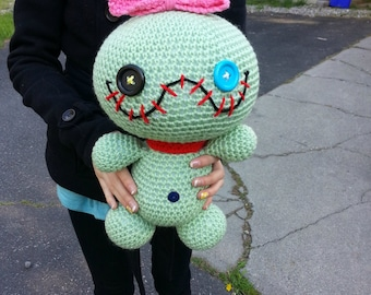 Ragdoll Cutie *Lilo and Stitch's Scrump Lookalike*