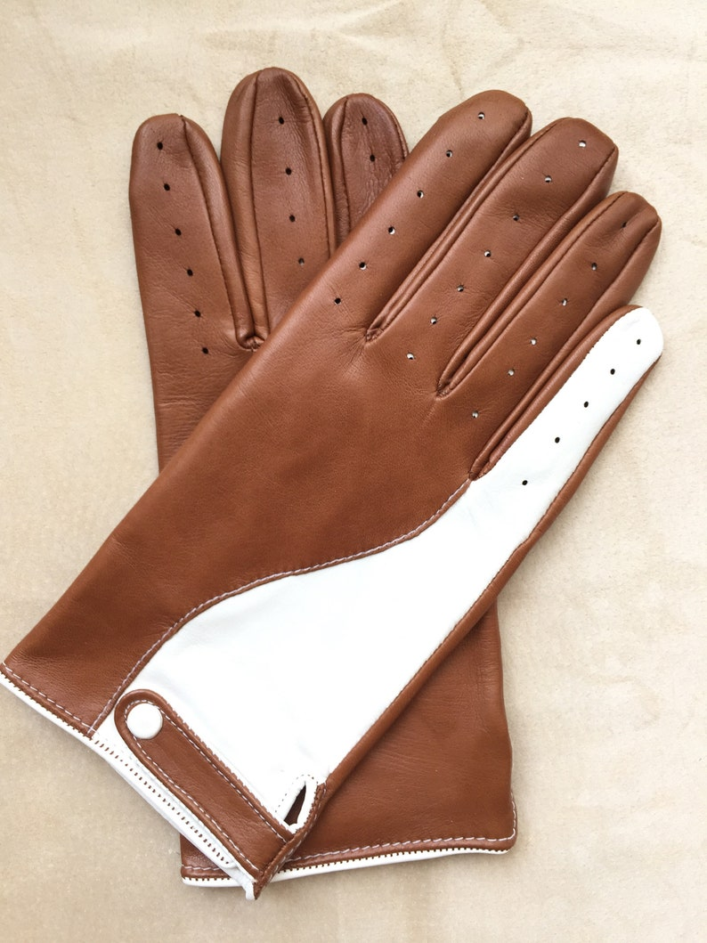 9274c4f2f BMW DRIVER GLOVES / leather driving gloves/ italian leather/ | Etsy