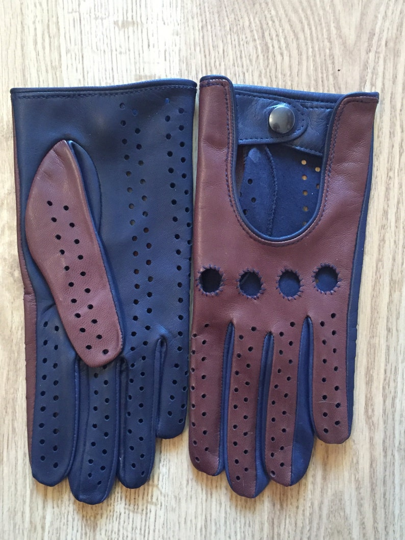 7a5d2292aaf9b Leather driving gloves for men-leather gloves.drive-gift-mens   Etsy