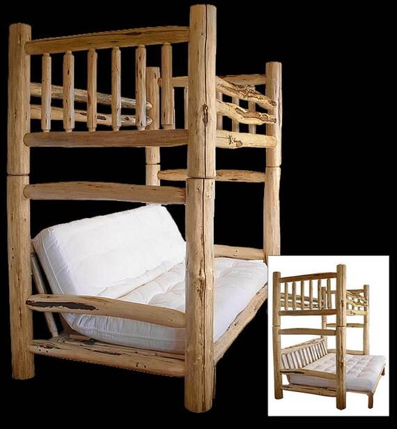 Registro muebles camas en litera Futon completo | Etsy