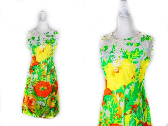 Vintage 1960s The Lilly by Lilly Pulitzer Large Sc