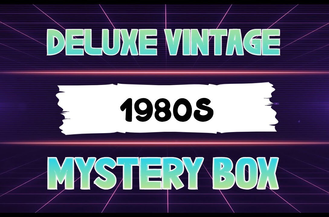 Vintage Scarf Styles -1920s to 1960s Deluxe 1980S Mystery Box Vintage Clothing Bundle  Curated Themed Box Of 80S Clothing, Jewelry  Accessories $40.00 AT vintagedancer.com