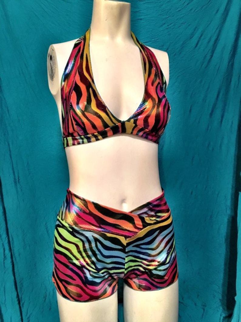 Mermaid bikini  Rainbow Serpent image 0