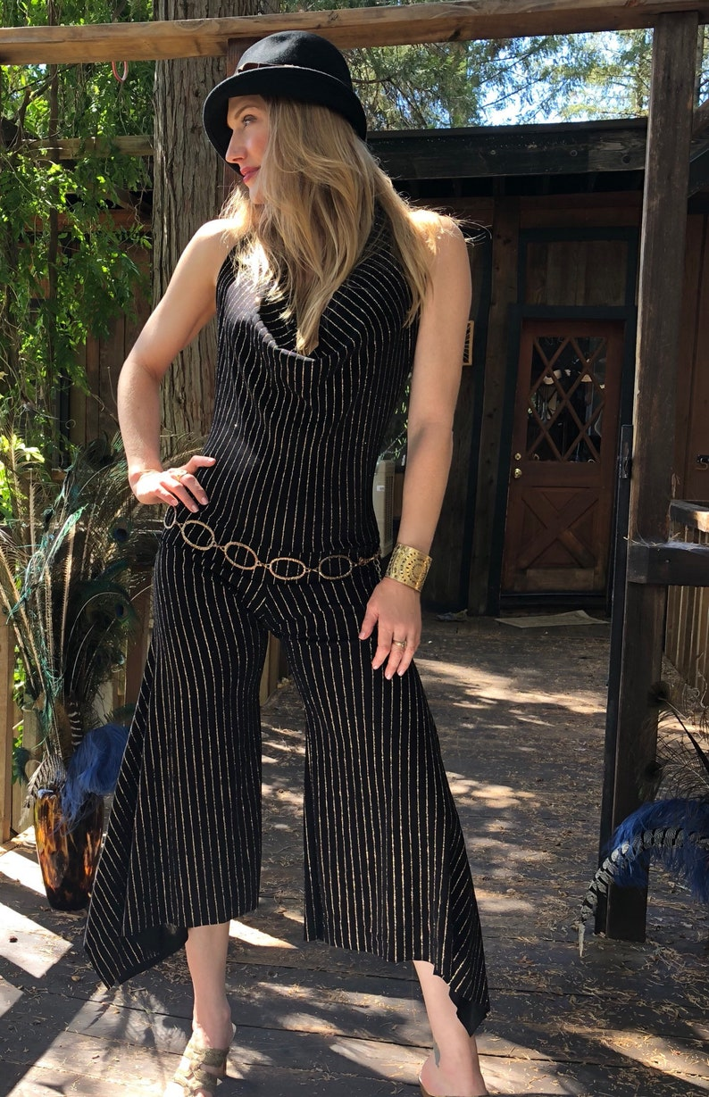 The perfect jumpsuit  Gatsby Gal image 0