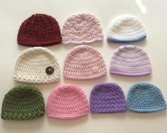 Charity Crochet Hats Etsy