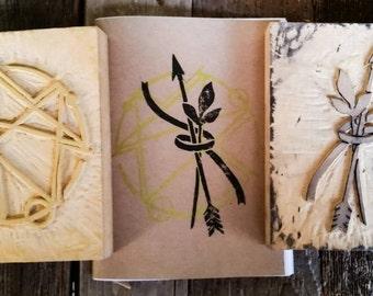 DARK ARTS sketchbook