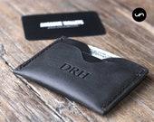 MINIMALIST WALLET, Slim Wallet, Skinny Wallet, Slim Leather Wallet, Slim Minimalist Wallet, Minimalist Card Holder, Slim Card Holder#061