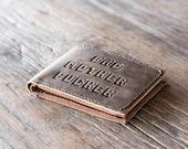 Bad Mother F*cker Wallet for Pulp Fiction Fans #BAD002
