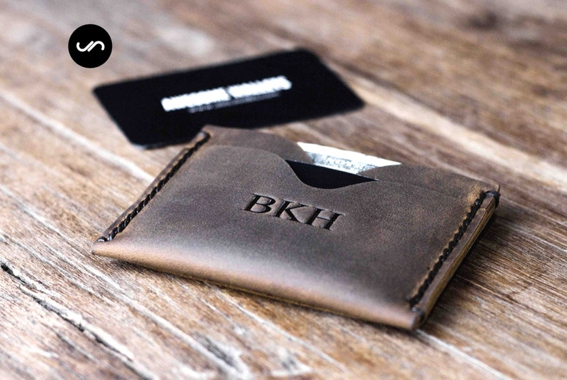 MINIMALIST SLEEVE WALLET Minimalist Wallet for Men image 0