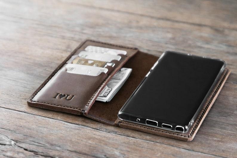 Samsung Galaxy Note 10 Plus Wallet Case Samsung Galaxy S10 image 0