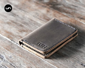 MENS WALLET, Mens Leather Wallets, Wallets for Men, Wallets for Women, Mens Wallets, Leather Wallets for Men, JooJoobs Leather Wallet #051