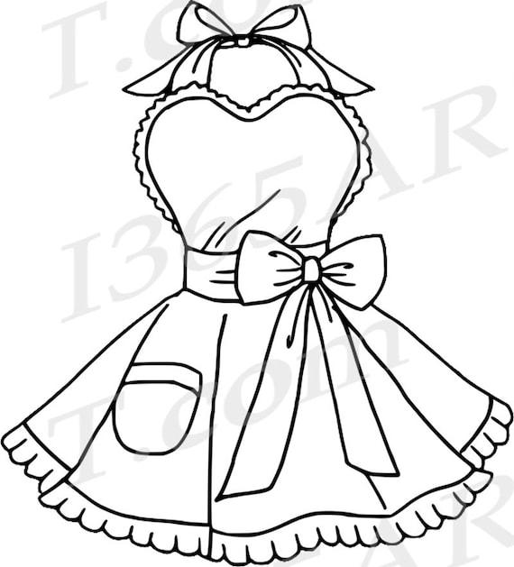 50 Off Apron Clipart Clip Art Cute Aprons Bridal Clipart