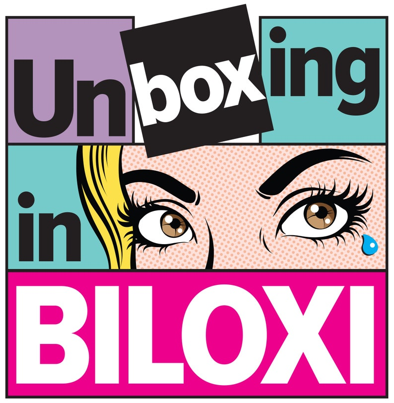 Unboxing in Biloxi  Reminiscent of Steel Magnolias UIB is a image 0