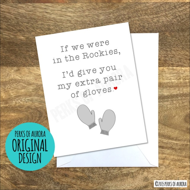 Dumb And Dumber Inspired Funny Romantic Card Anniversary Valentines Day Birthday