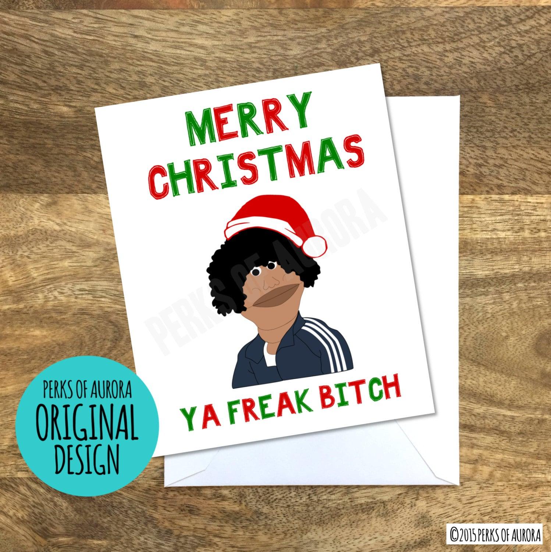 Franklin Christmas Card Arrested Development inspired | Etsy