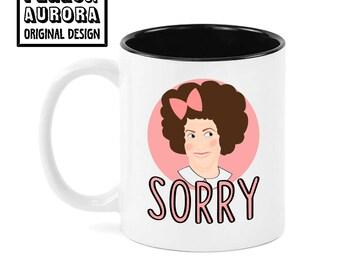 Gilly- SNL inspired funny coffee mug