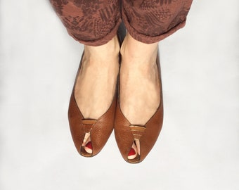 Vintage brow shoes