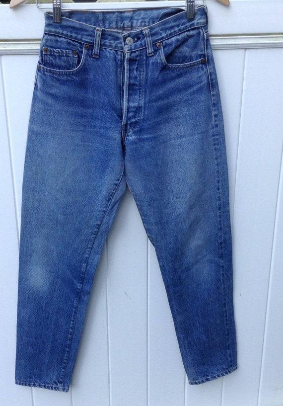 Levi 501 Vintage Jeans - Levi Redline  jeans sz 30