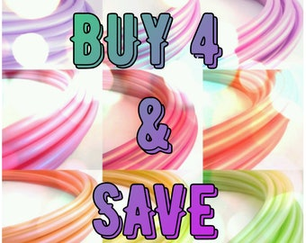 Polypro Hula Hoops, Buy 4 and Save
