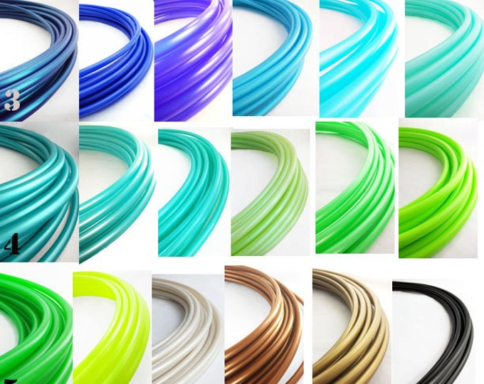 """Colored Polypro or HDPE  Doubles 25""""- 38"""" and Pair of Minis 18""""-24"""" Package 3/4"""" or 5/8"""""""