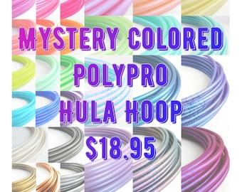 Mystery Polypro Hula Hoop