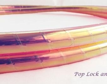 UV Lotus  Performance Polypro or HDPE Hula Hoop or Minis 3/4 or 5/8
