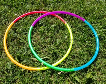 "Rainbow 5/8"" or 3/4"" Twin Minis 18""- 24"""