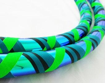 Bahama Beginner All Sizes Hula Hoop Beginner//Polypro//Kid//Weighted//Exercise//Dance Hula Hoop // Customizable