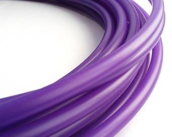 UV Reactive Violet  Polypro Hula Hoop 3/4 // Dance Hoop// Trick Hoop// Light Weight