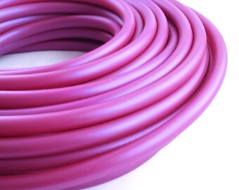 5/8 HDPE Hula Hoop Blue Plum Color Shifting// Customizable// Light Weight//Trick Hoop//Dance Hoop