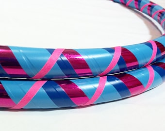 BlueRaz All Sizes Hula Hoop Beginner//Polypro//Kid//Weighted//Exercise//Dance Hula Hoop // Customizable