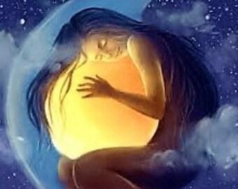 Sleep Balm 2 oz. Natural Sleep Aid, Nighttime Pain Relief, Soothing Sleep Balm, Anxiety Relief, Insomnia Relief, Herbal Salve, Insomnia Balm