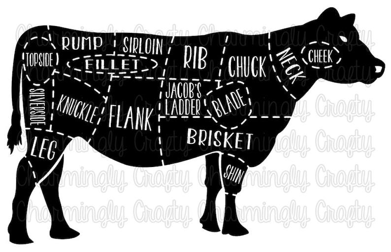 cow meat cuts diagram wiring schematic diagram app beamsys co