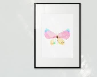 Butterfly - A3 Art print