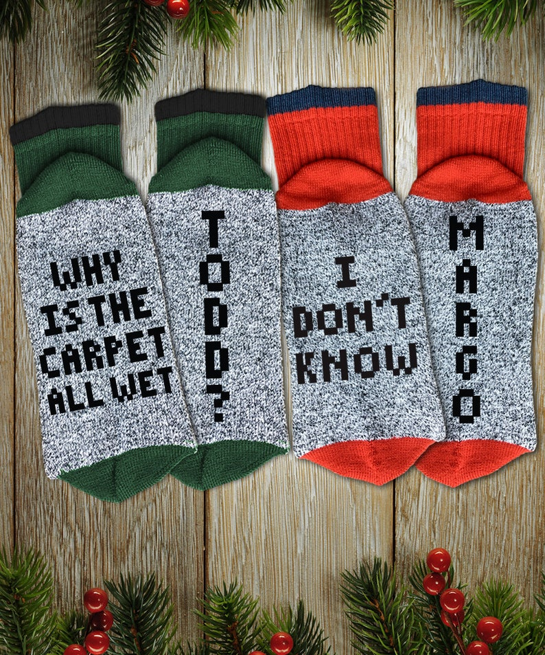 Real Ugly Socks Unisex Holiday Sweater Design Your Own Socks