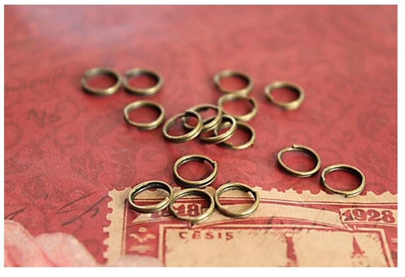 free shipping 200//1000Pcs Mix Color Star zinc alloy Mini pendants 8mm