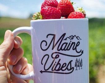 Maine Vibes Mug