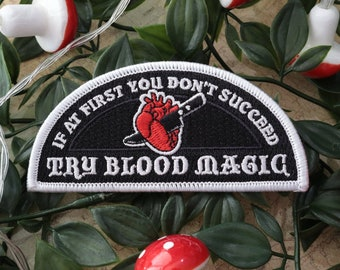 Blood Magic Patch