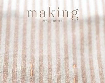 Making Magazine No. Nine - SIMPLE