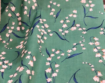 Snowdrop - 100% Cotton Lawn by HOKKOH