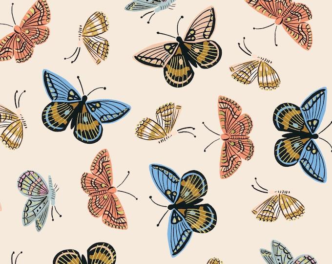 PRESALE: Monarch (cream METALLIC LAWN) from English Garden by Rifle Paper Co.