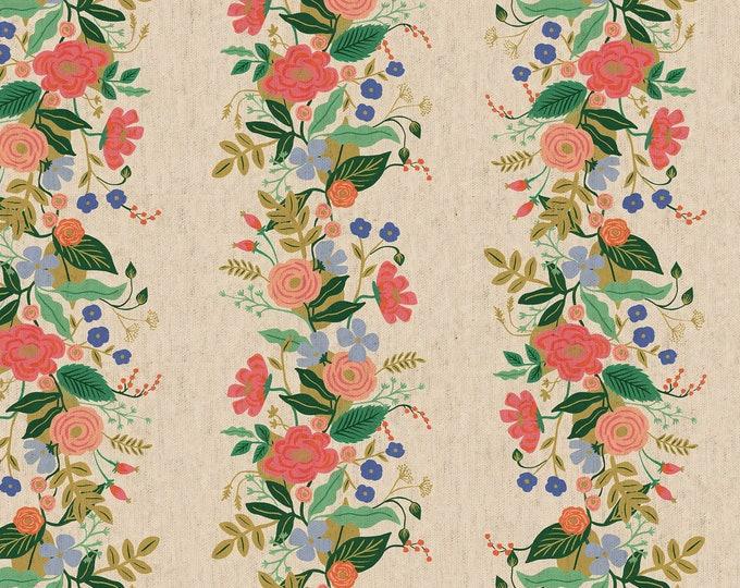 PRESALE: Garden Vines (cream CANVAS) from English Garden by Rifle Paper Co.