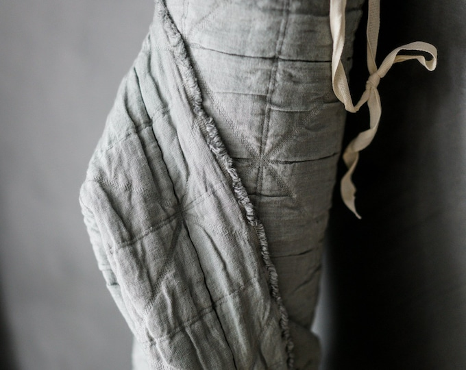 Shadow Jacquard Cotton by Merchant & Mills