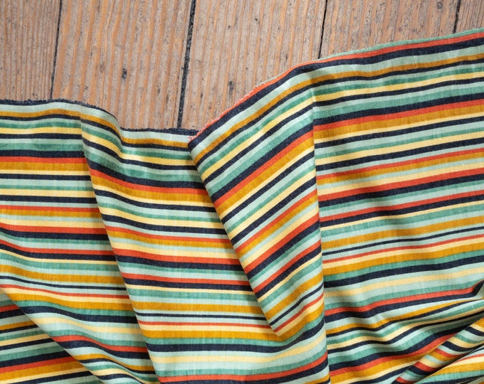 Swimsuit Fabric - Stripes