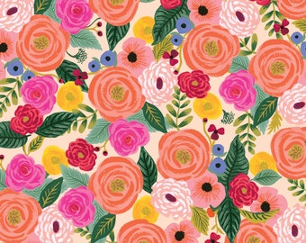 PRESALE: Juliet Rose (cream RAYON) from English Garden by Rifle Paper Co.