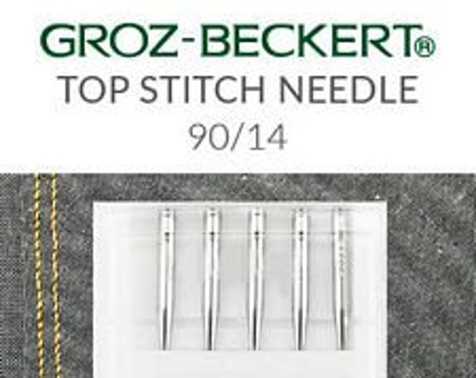 Groz-Beckert - Top Stitch Needle 90/14 - Machine Needle