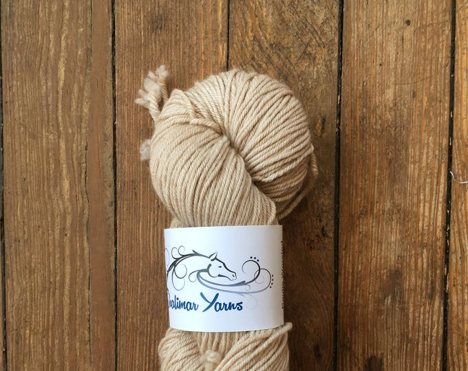 Paulie Worsted in Buttermilk- Shalimar Yarns