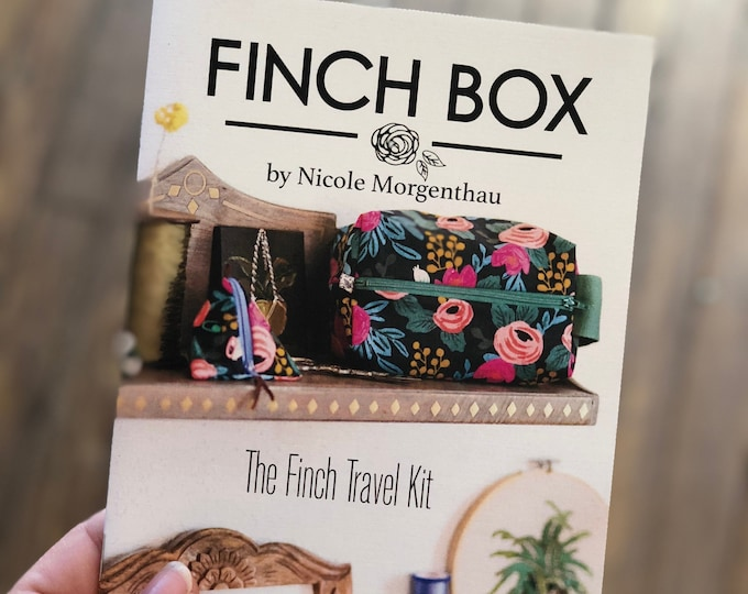 Finch Travel Kit by The Finch Box