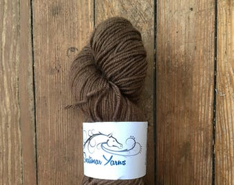Paulie Worsted in Saddle Up- Shalimar Yarns